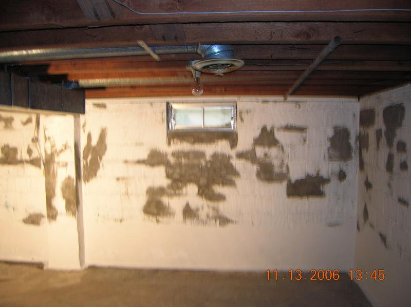 Andrew Vilcheck - Basement Waterproofing