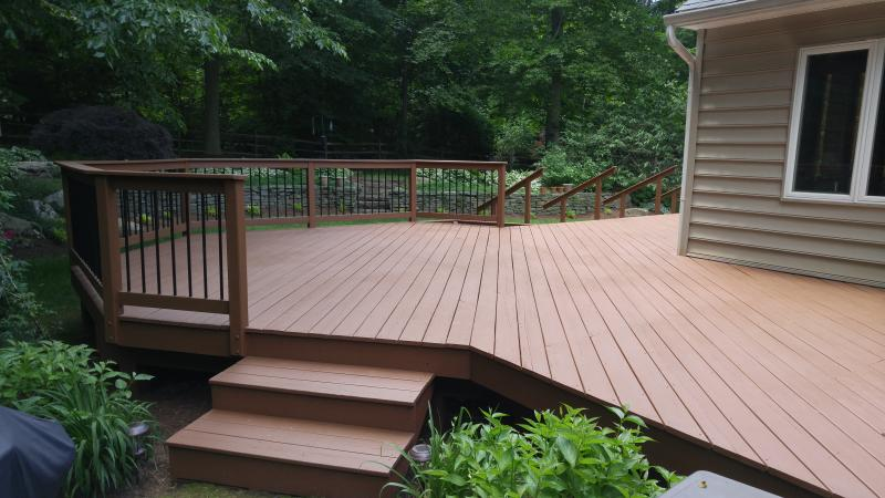 Deck Staining, Repair, Pressure Washing,  AndrewVilcheck.com